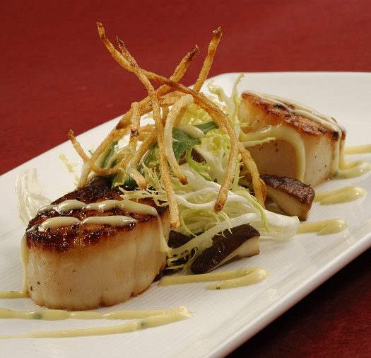 Disney Food Confession   Maine Sea Scallops