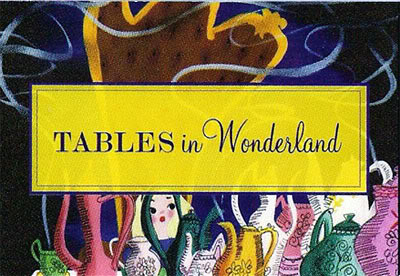 Tables in Wonderland: Special Event Design & Display Warehouse