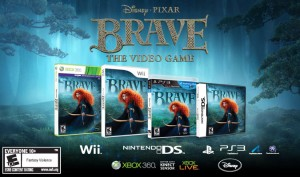 Disney Family Deals Special Offer   Disney Pixar Brave The Video Game