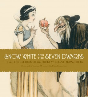 Two New Books Commemorate Making of SNOW WHITE