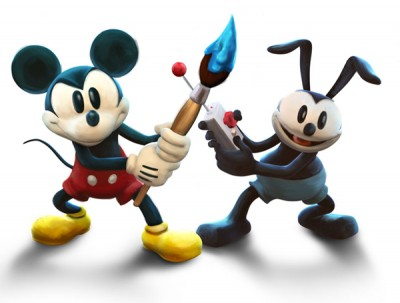 Epic Mickey 2   The Power of Two Giveaway