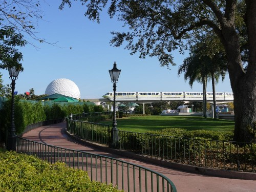 Top 5 Nap Spots for Little Ones in Epcot